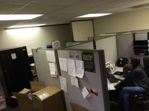 Blackstone's First Office