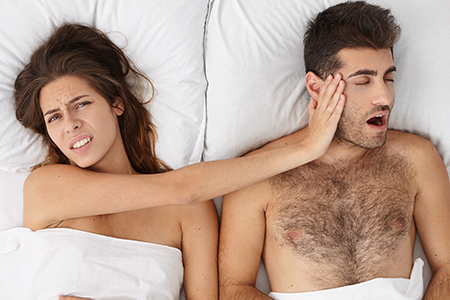 Could Your Snoring Problem Actually Be Sleep Apnea?